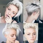 2016 short hairstyle
