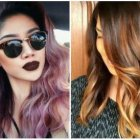 Color hairstyle 2016