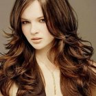 Hairstyle for long hair 2016