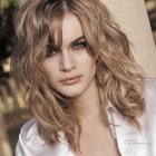 Hairstyles for curly hair 2016