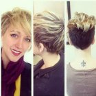 Top short hairstyles for women 2016
