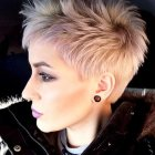 Very short hairstyles 2016