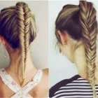 Cool and simple hairstyles