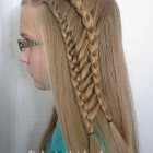 Creative hairstyles for girls