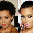 Cut hairstyles for women