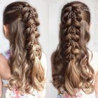 Cute girl hairdos
