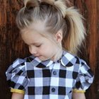 Cute hairstyles little girl