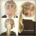 Easy girls hairstyles