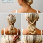 Easy to do hairstyle