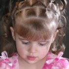 Girl hairstyles for kids