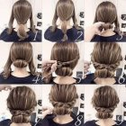 Hairstyle simple