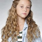 Kid hairstyles for long hair