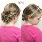 Kids hair style for girls