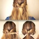 Latest easy hairstyle