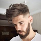 Mens hair fashion