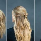 Quick easy hairdos