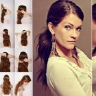 Quick styles for long hair