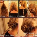 Simple and quick hairstyles for short hair