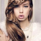 Style hair for girl