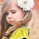 Styling little girl hair