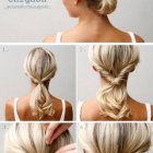 Top ten easy hairstyles