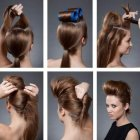 Very simple hairstyles