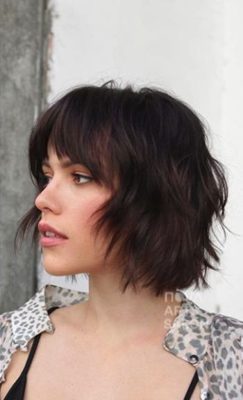 Haircuts with fringe 2021