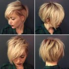 Are short hairstyles in for 2016