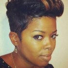 Black women hairstyles short hair