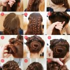 Braid styles for long thick hair