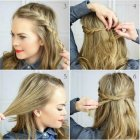 Daily hairstyles for shoulder length hair