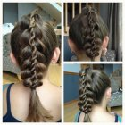 Daily hairstyles