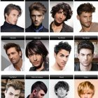 Different types of haircuts for men