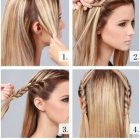 Easy long hair updos everyday