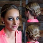 Easy updos for fine hair