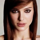 Hairdos for shoulder length straight hair