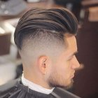 Hairstyle short hair for men