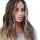 Midlength hairstyles