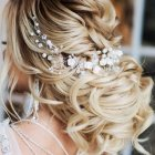 Beautiful hair for weddings