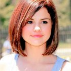 Beautiful short haircuts for round faces