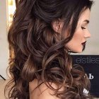 Best prom hairstyles for long hair