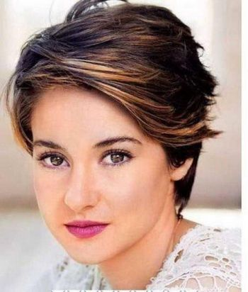 Best short hairstyles for fat faces