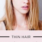 Best way to style thin hair