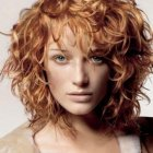 Curly hairstyle ideas for medium hair