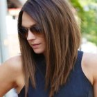 Cut haircuts for medium length hair
