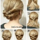 Easy self updos