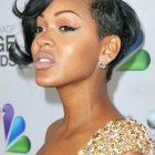 Ebony black hairstyles
