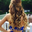 Great prom hairstyles