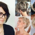 Haircuts of 2018 female