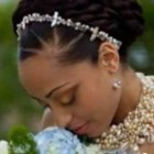 Latest bridal hair